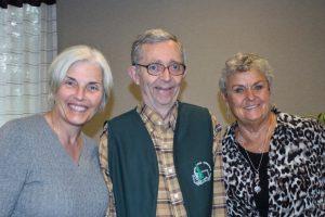 Roxanne Lowe, Charles Hansen & Donna Potter Phillips