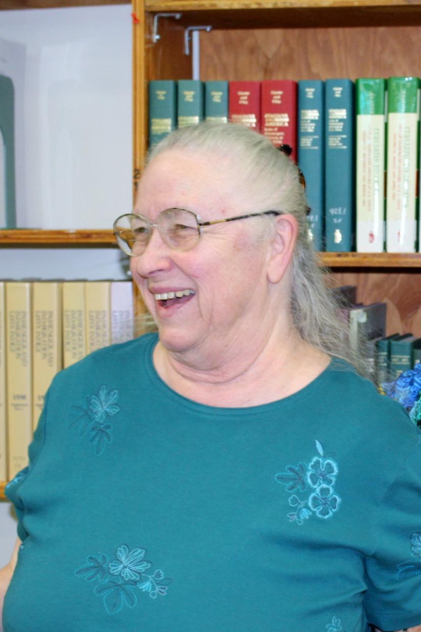 Meet the Board: Sue Ericksen
