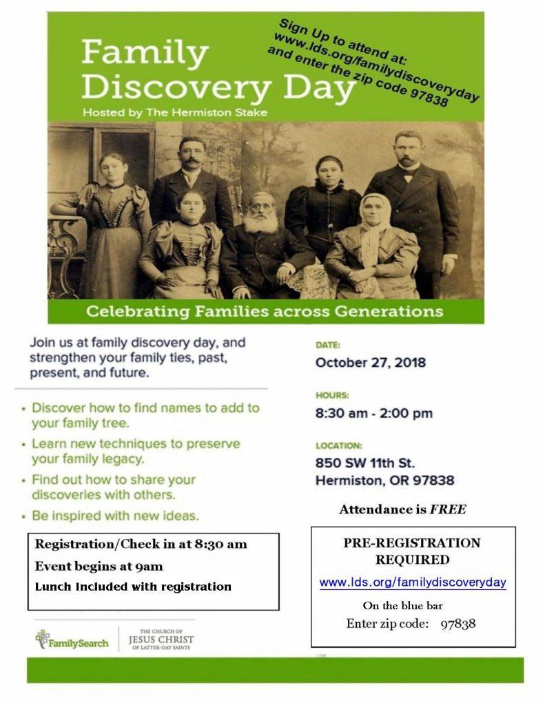 September « 2018 « Washington State Genealogical Society
